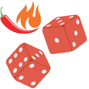 Chilli Craps party game