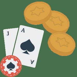 Choco blackjack