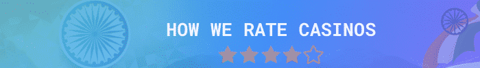how we rate casinos