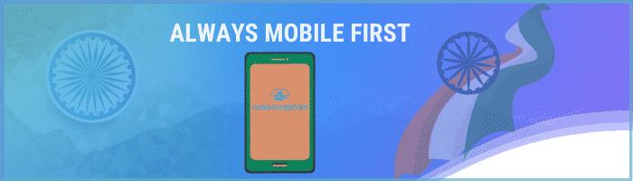 Mobile Casino India