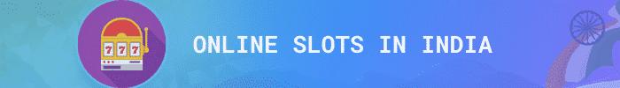 online slots in India