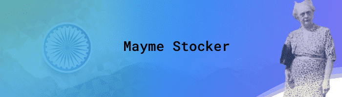 Mayme Stocker female gambler