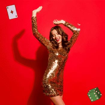 casino dress for women