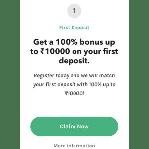 lucky days casino india bonus