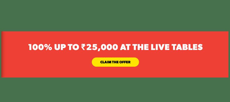 Rizk India casino games
