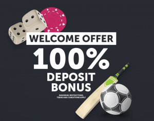 cricket betting bonus at comeon