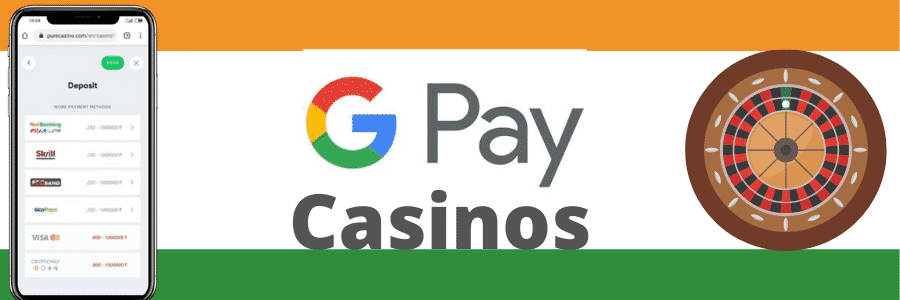 Google pay casinos step by step guide