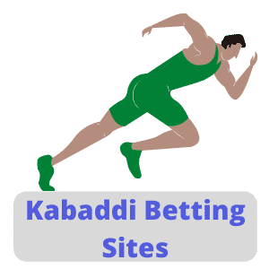 Kabaddi betting sites