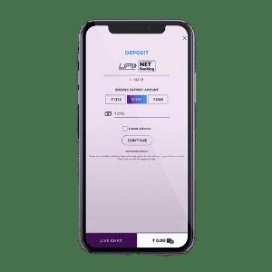 UPI online casino deposits