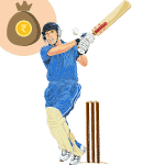 Cricket Betting Bonuses in Rupees