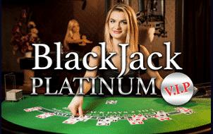 play blackjack platinum VIP