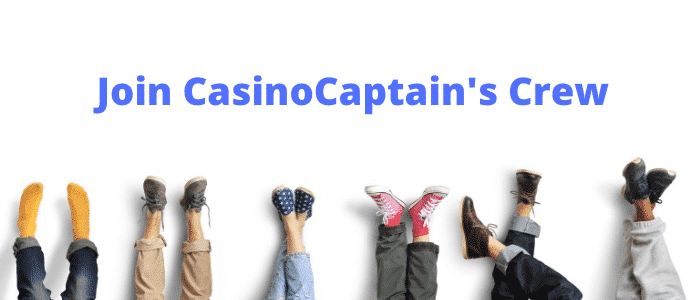 Casino Captain Open Positions